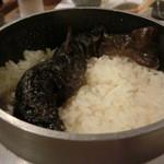 蛍雪の宿 尚文 - 岩魚のご飯