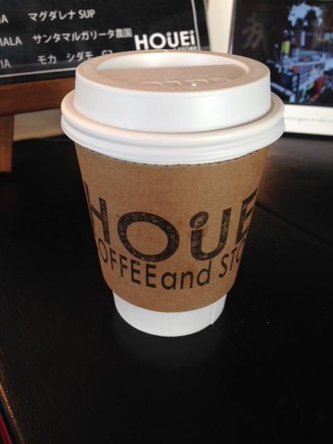 ホウエイコーヒー