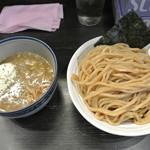 麺や ポツリ - チーズつけ麺(大盛)-880円 (2014.9)