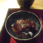 和 - 松花堂弁当 揚げナスの味噌かけ