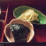 和 - 松花堂弁当 小鉢