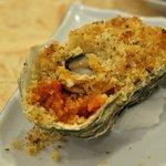 洋風居酒屋 ラクダ - 牡蠣のグラタン