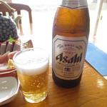 いさなの宿 白鯨 - 中瓶ビール