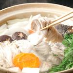 寿司 和食 日高 - <くえ鍋>
