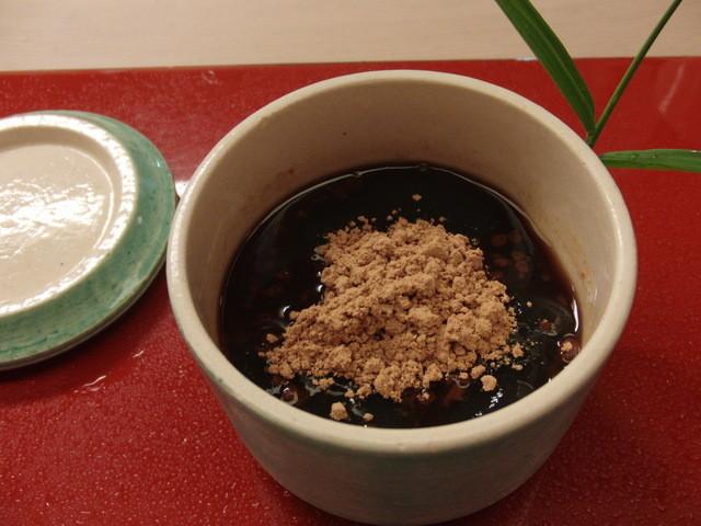 京料理かねき - わらびもち