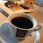 シエロイリオ - コーヒー450円