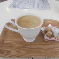 リリーズ-ホットコーヒー