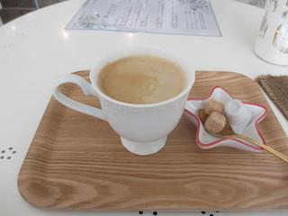 リリーズ - ホットコーヒー