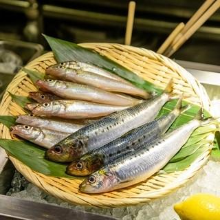 魚はもちろん、名古屋めしも有ります♪観光の方も是非♪