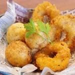 キラキラキャッチン - ファンの多い里芋もポテトフライ