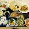 ポンピラ・アクア・リズイング - 料理写真:夕食