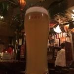 亞細亞食堂サイゴン - ナマステビール