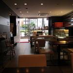 サンドイッチカフェ リール - 内観