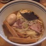 こうかいぼう - 味付玉子入りラーメン(14-09)