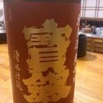 30450438 - 寳剱純米酒超辛口@迷亭(2014年8月20日)