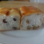 30451271 - あずきパンとくるみパン