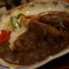カフェプラザ時計台 - 料理写真:エビフライカレー
