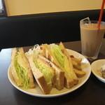 カフェ ジン  - 料理写真: