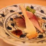 和食 瑞木 - しめサバの炙り