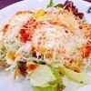 CoCo壱番屋 - 料理写真:野菜サラダ