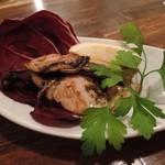 トンガリアーノ - 自家製牡蠣の燻製