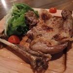 トンガリアーノ - 鴨肉のコンフィ
