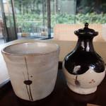 廚菓子くろぎ - お茶と金平糖