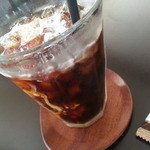 異人館 - アイスコーヒー450円