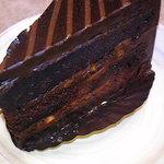パティスリー プリエ - チョコレートのケーキ