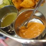 ジャド プール - インドの薬味