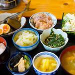 ときわ館 - 料理写真:日替わり定食