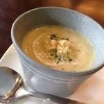 30461807 - ズッキーニのスープ。