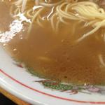 ラーメン どんどん - スープ♪