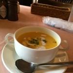 30462889 - 冷たいかぼちゃのスープはとてもおいしい