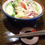 ビストロ鉄彩 - サラダ&コーヒー付きランチ