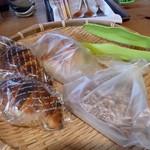 あゆんぐ - 購入したパンたち
