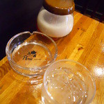珈琲の店 Paris COFFEE - 卓上