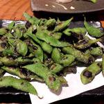 伊達酒場 強太朗 - 焼茶豆