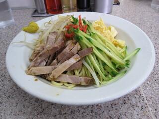 喜楽 - 冷麺 2014.08
