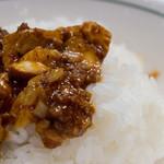 湖陽樹 - 3-3)麻婆豆腐丼状態