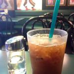 ラッキーピエロ - アイスコーヒー