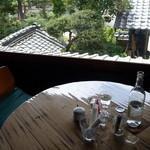 蔵元ごはん&カフェ 酒蔵 櫂 - 席からの眺め