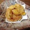 一ノ蔵 - 料理写真:とうもろこしとトマトの塩天ぷら