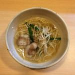 らぁ麺 國 - ホルモンらぁ麺・うま塩 ミニ★