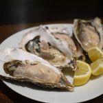 パスターヴォラ - 函館小西鮮魚店の生牡蠣♪大粒プリプリでミルキー!!