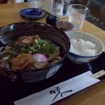 大きな銀杏の木 - 日替わりランチ(540円)