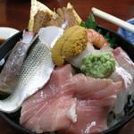 30476315 - 大満足の海鮮丼
