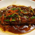 千里香 - 红烧黄花鱼(いしもち煮込み):1,300円
