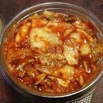 黄さんの手作りキムチ - 白菜キザミ425g(309円)