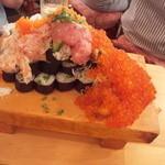 30478411 - 大漁てんこ盛り寿司